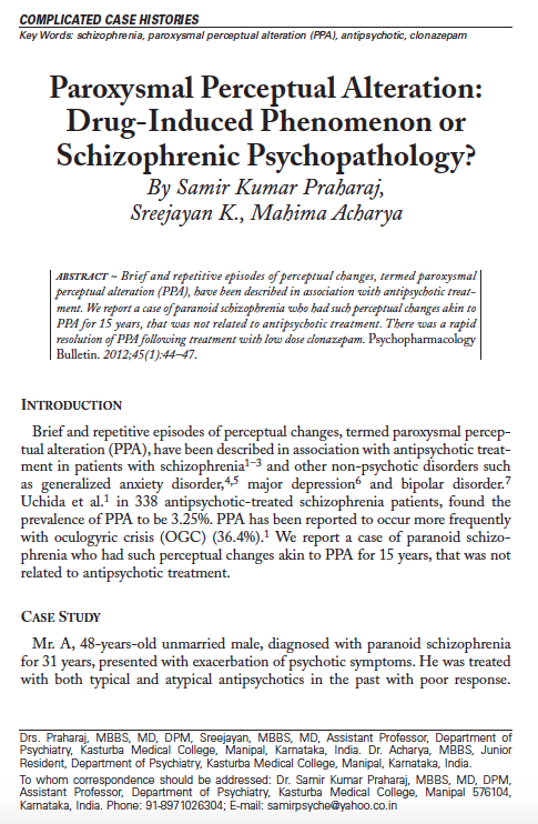 journal of psychopharmacology author guidelines