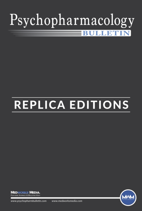Journal Supplement Replica Editions