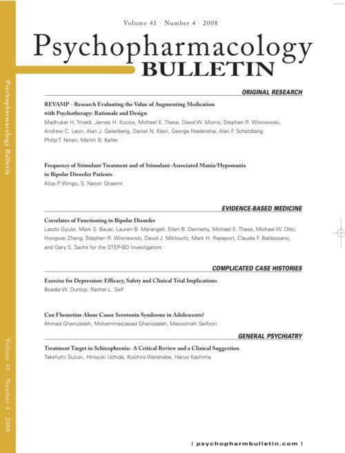 VOL 41 No. 4 Articles