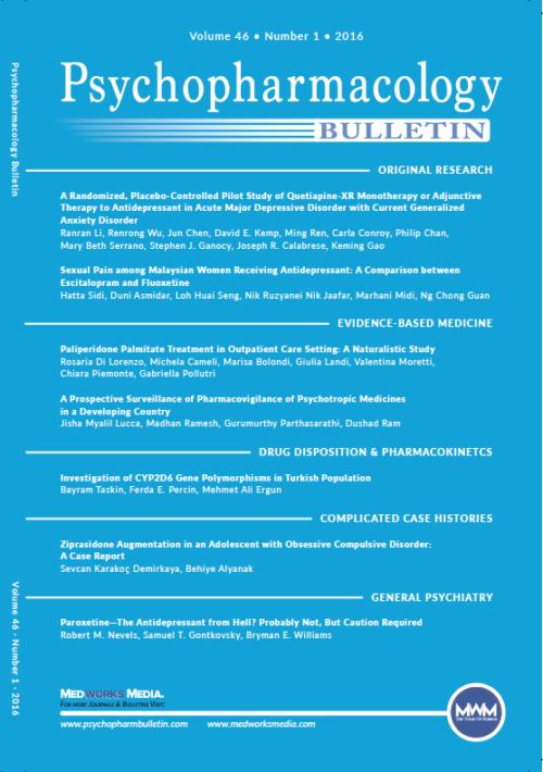 VOL 46 No. 1 Articles - 2016