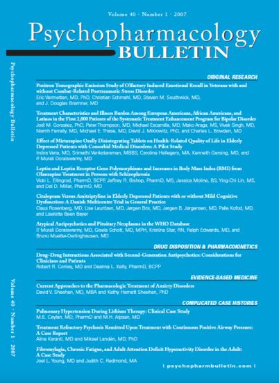 VOL 40 No. 1 Articles