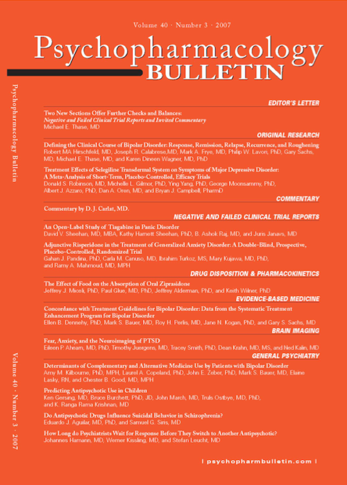 VOL 40 No. 3 Articles