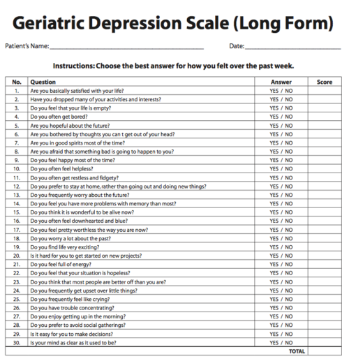 wender utah rating scale short version pdf