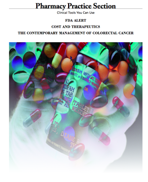 Pharmacy Practice: The Contemporary Management of Colorectal Cancer