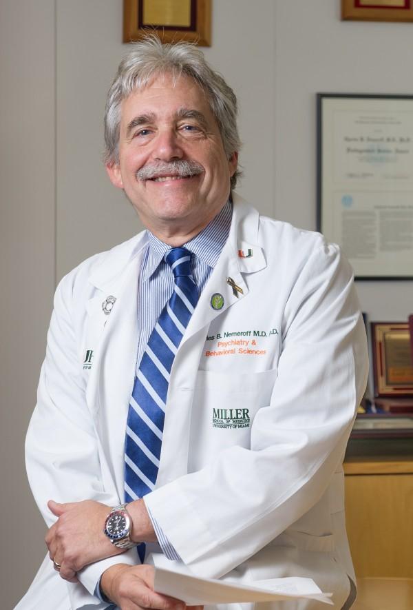 Charles B. Nemeroff, MD, PhD
